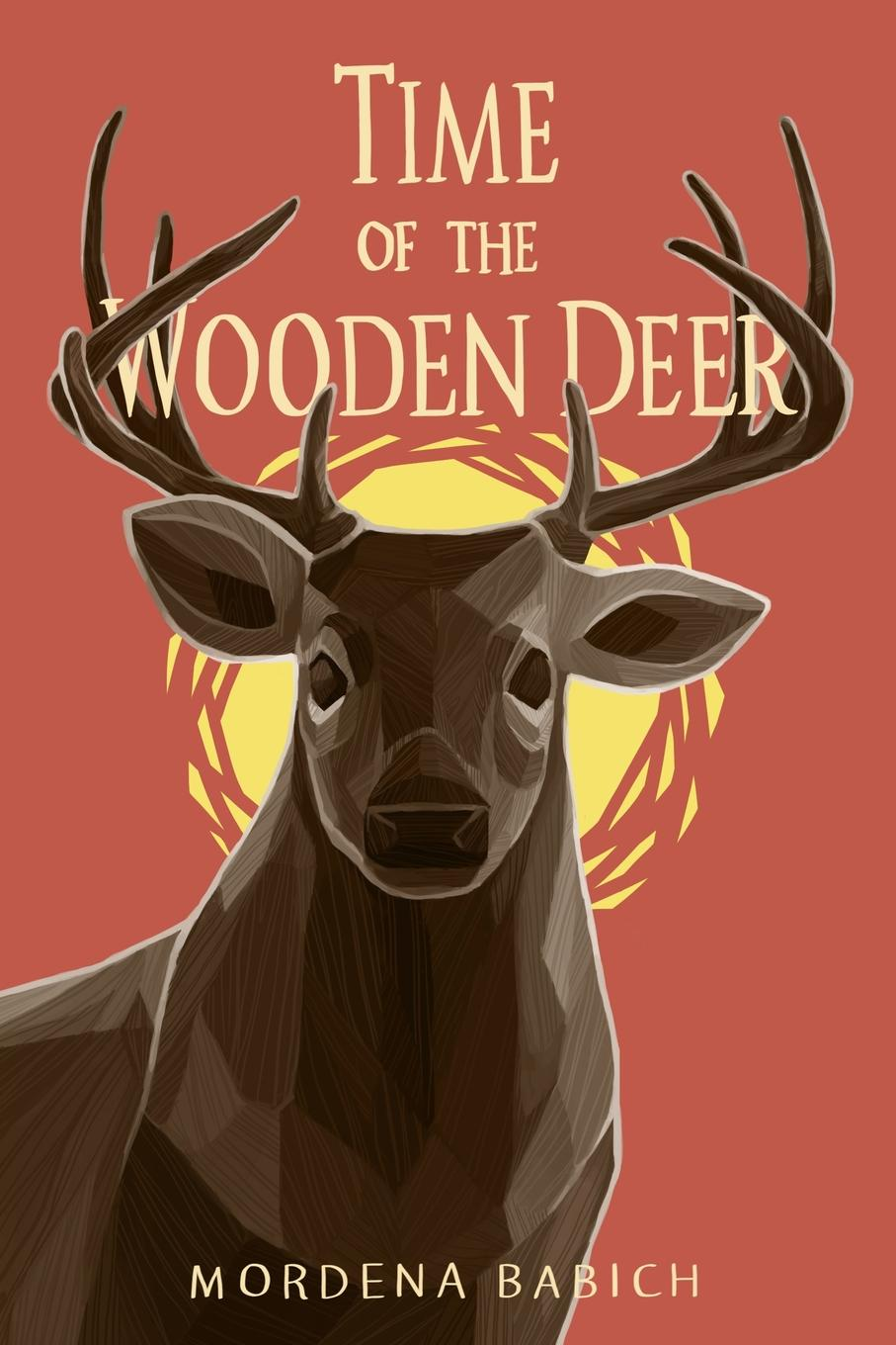Mordena Babich Time of the Wooden Deer living mexico city