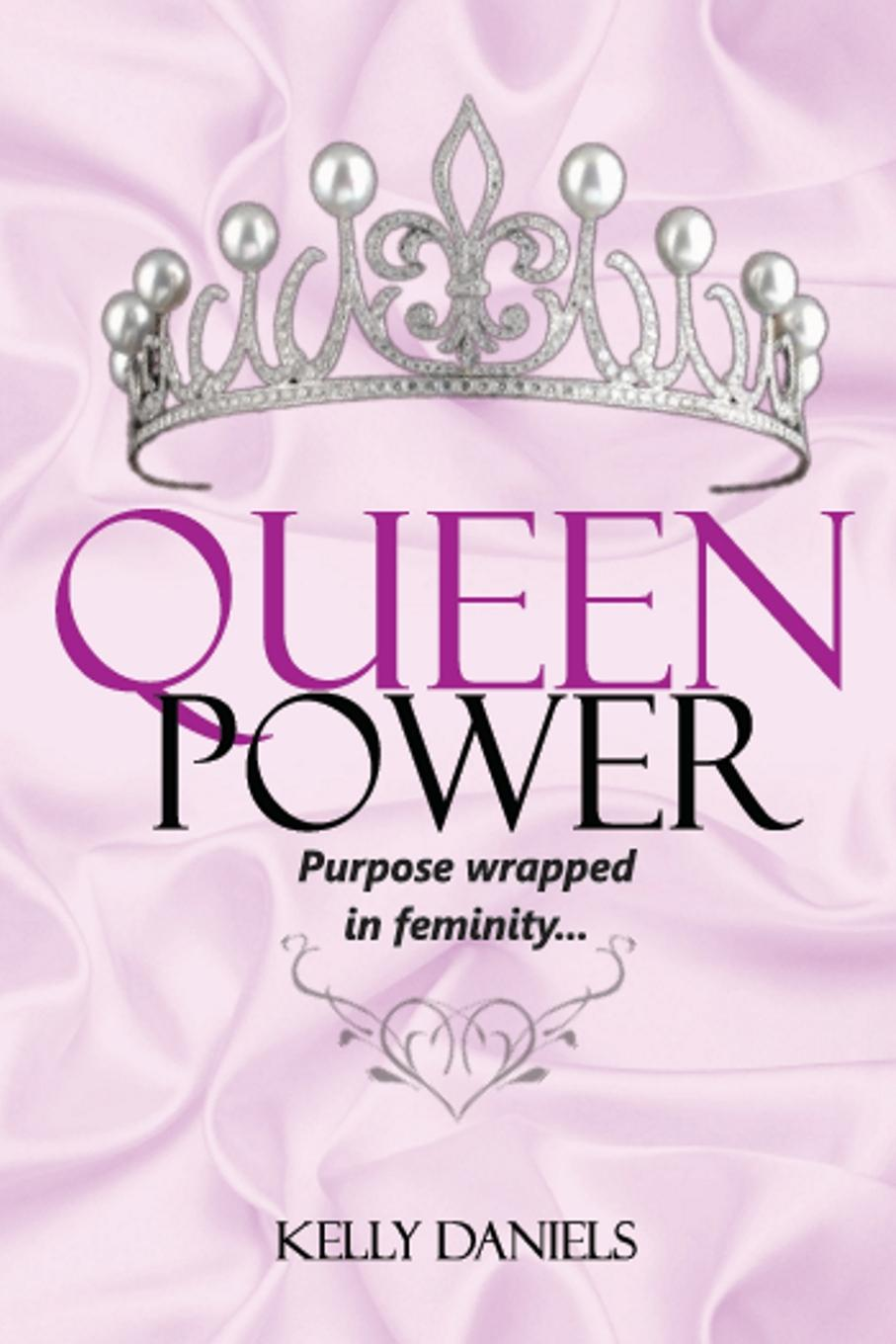 Kelly Daniels Queen Power t tomkins see see the shepherds queen