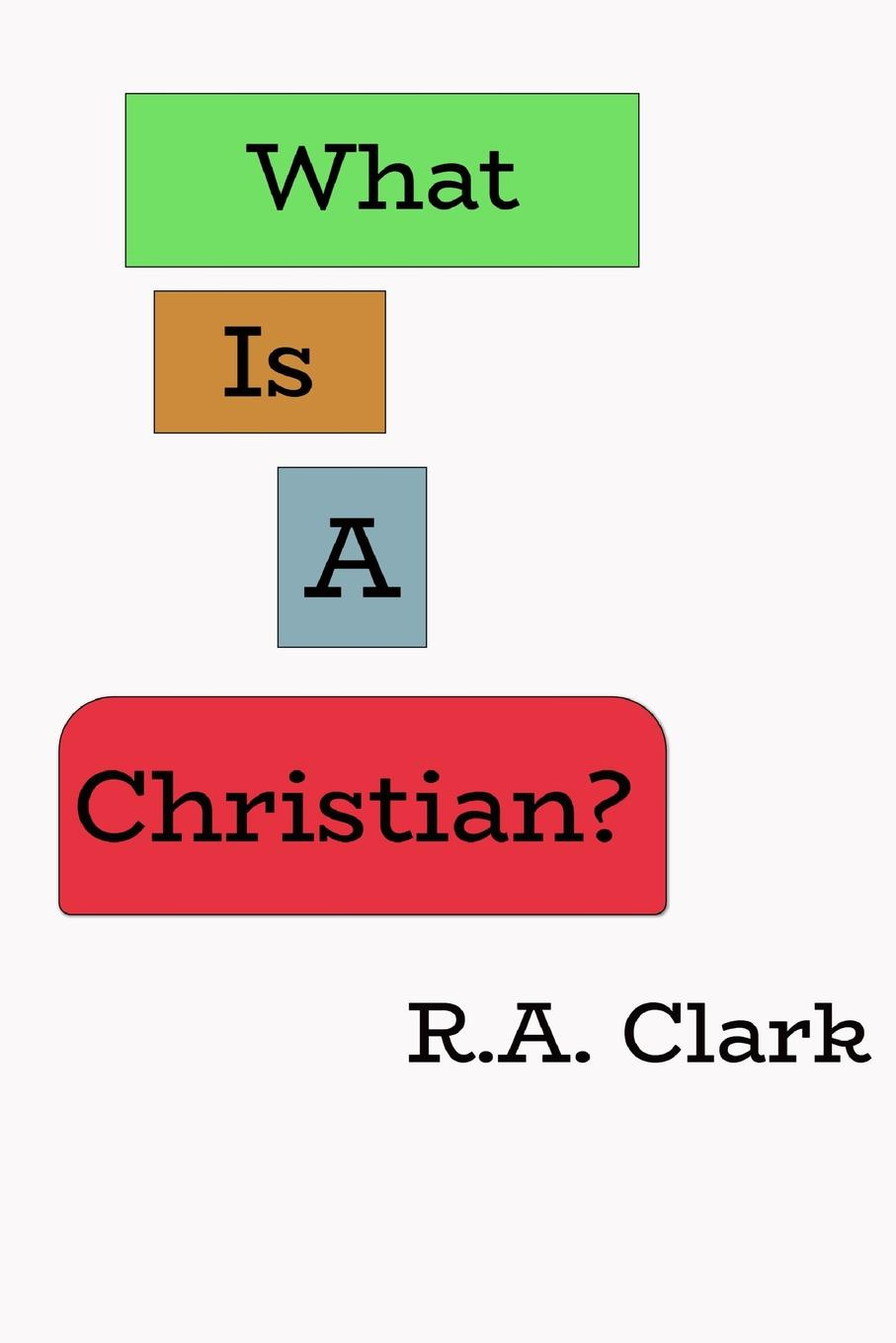 R. Clark What Is A Christian. chapman allen the radio boys at ocean point or the message that saved the ship