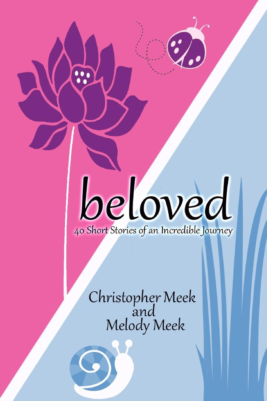 Christopher & Melody Meek Beloved. 40 Short Stories Of An Incredible Journey kevin r foley iwawo discovering and loving your life journey