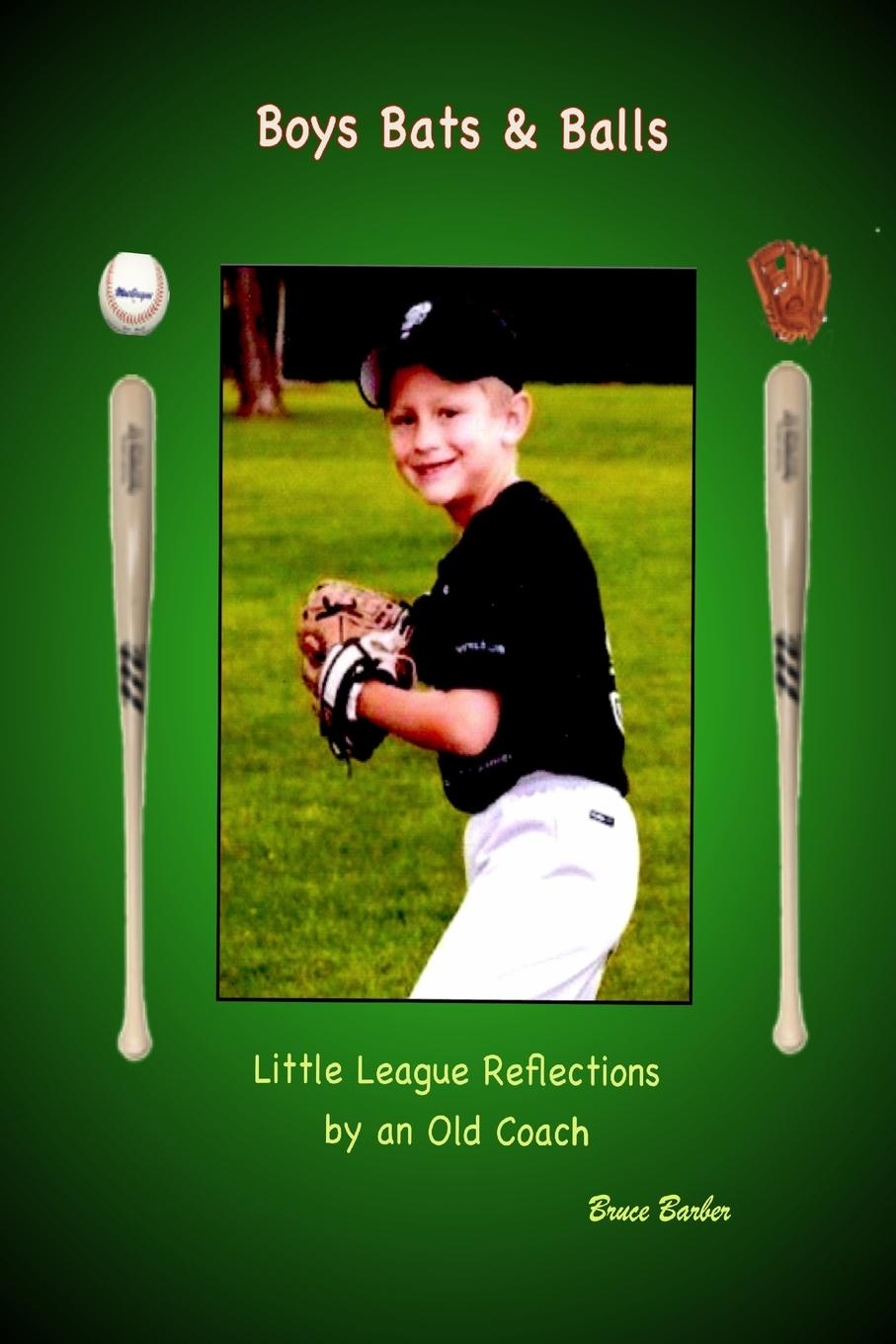 Bruce L. Barber Boys Bat . Balls hanes little boys tank