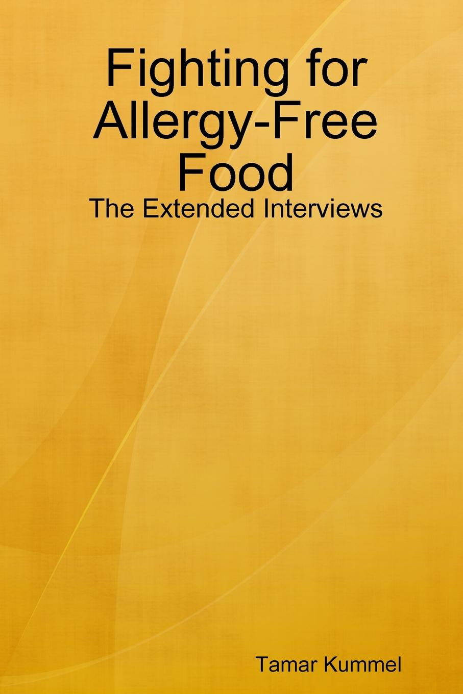 Tamar Kummel Fighting for Allergy-Free Food - The Extended Interviews electrolux efs1w allergy plus 9001677682