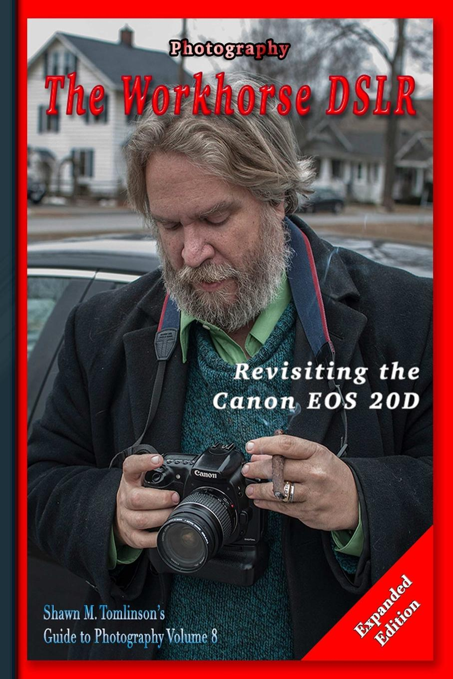 Фото - Shawn M. Tomlinson Photography. The Workhorse DSLR: Revisiting the Canon EOS 20D Expanded Edition hj8108 90t brushless gimbal motor for dslr red epic camera fpv aerial photography