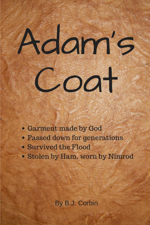 B.J. Corbin Adam.s Coat hamer к the girl in the red coat