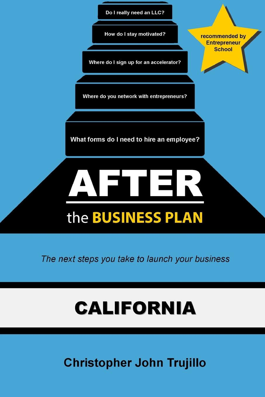 Фото - Christopher J. Trujillo After the Business Plan the business book