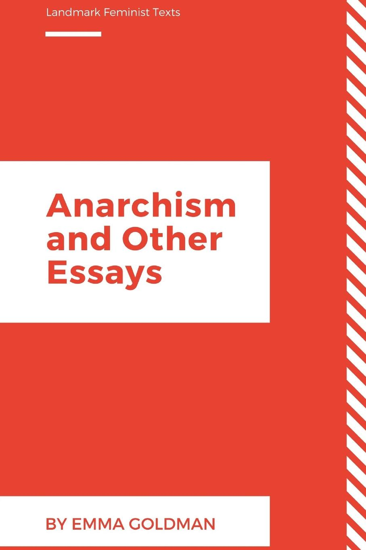 Emma Goldman Anarchism and Other Essays недорго, оригинальная цена
