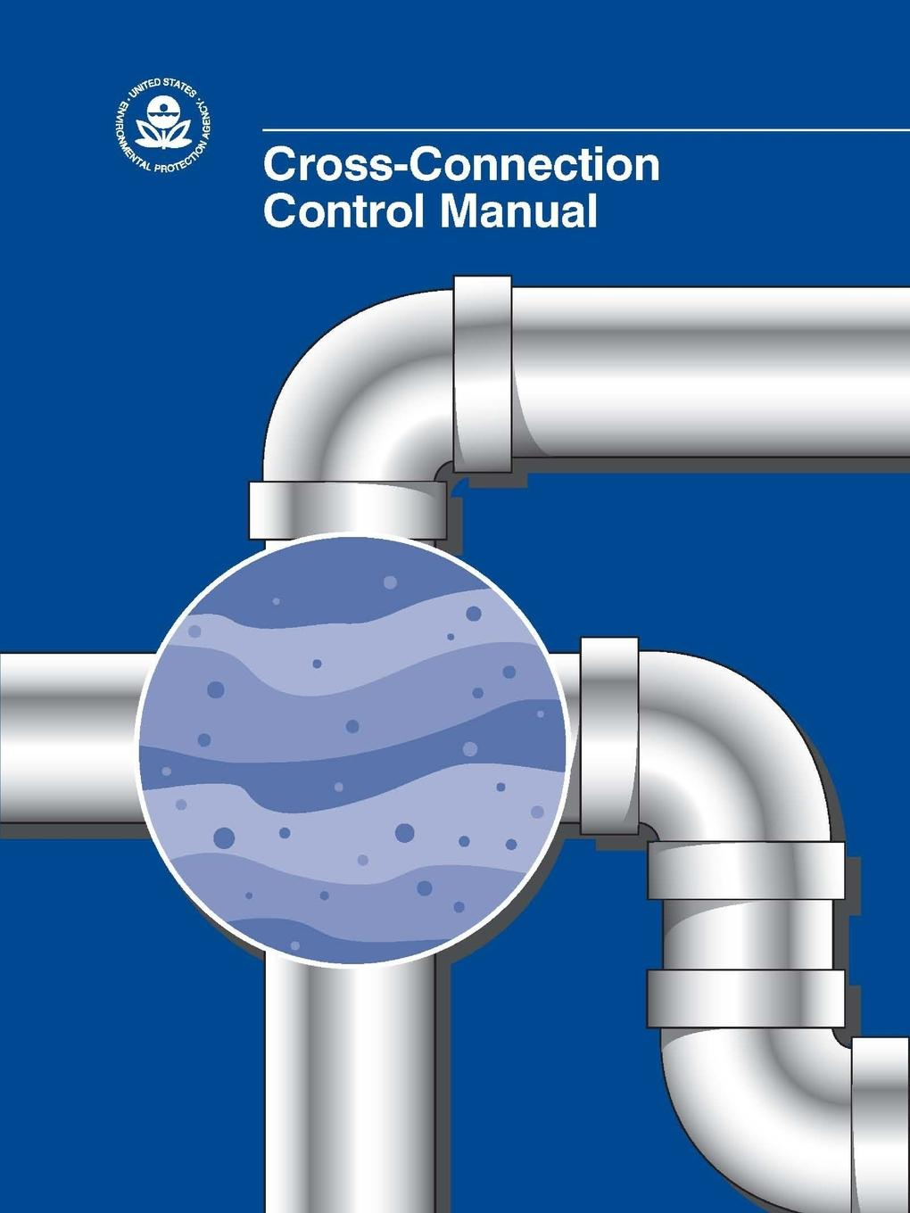 U.S. Environmental Protection Agency Cross-Connection Control Manual f6001 remote control water valve water tap for laboratory