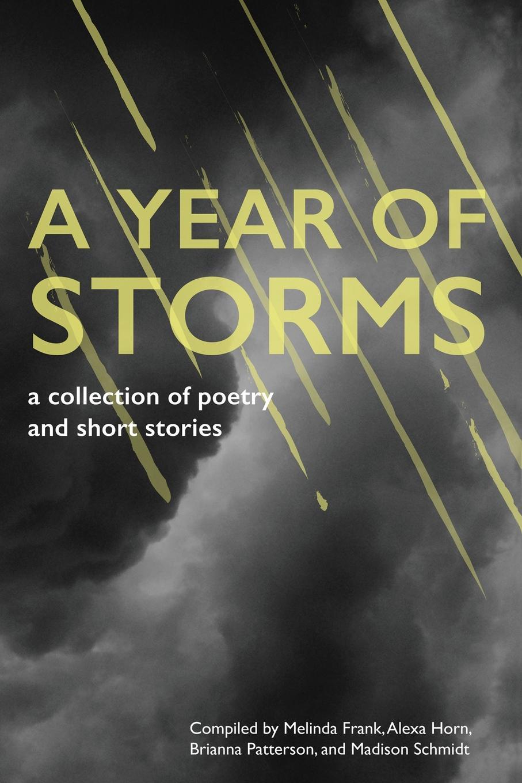 Melinda Frank, Alexa Horn, Brianna Patterson A Year of Storms aquaman volume 5 sea of storms