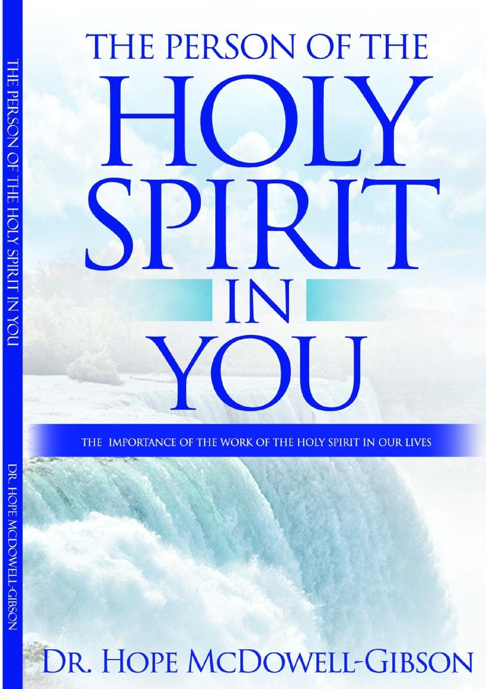 Hope McDowell-Gibson THE PERSON OF THE HOLY SPIRIT IN YOU лонгслив printio the spirit of 69