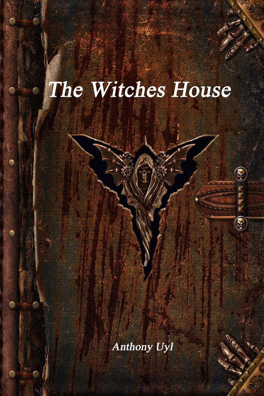Anthony Uyl The Witches House this house is haunted