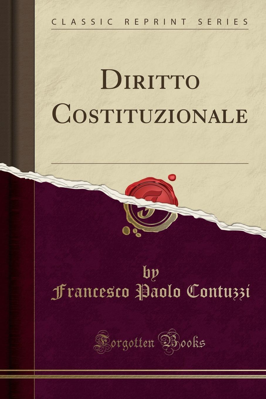 Francesco Paolo Contuzzi Diritto Costituzionale (Classic Reprint) new original fx3ga 40mt plc main unit di 24 do 16 transistor 24v dc