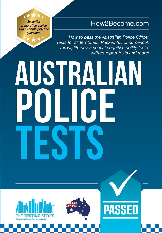 купить How2Become Australian Police Tests по цене 1202 рублей