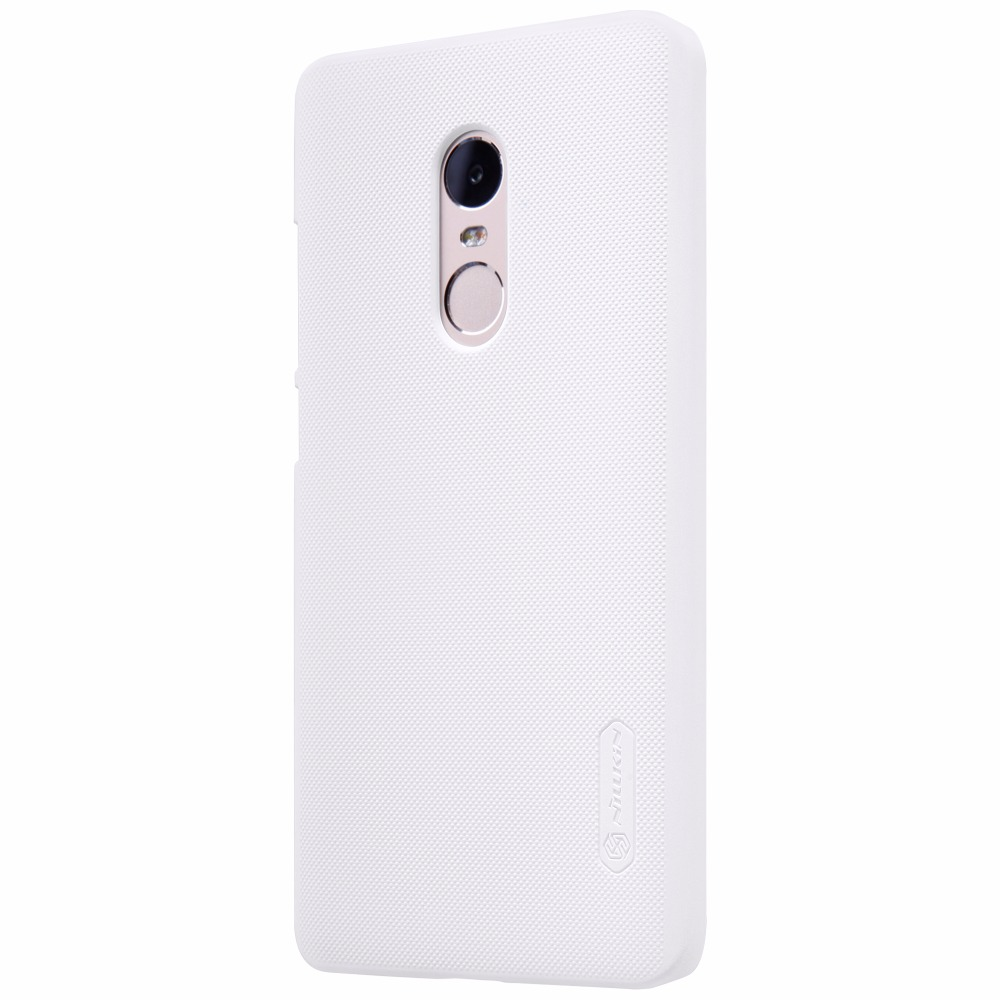 Чехол для Xiaomi Redmi 5 Plus Накладка Frosted Xiaomi Redmi 5 Plus White чехол для xiaomi redmi 5 plus caseguru magnetic case розовый