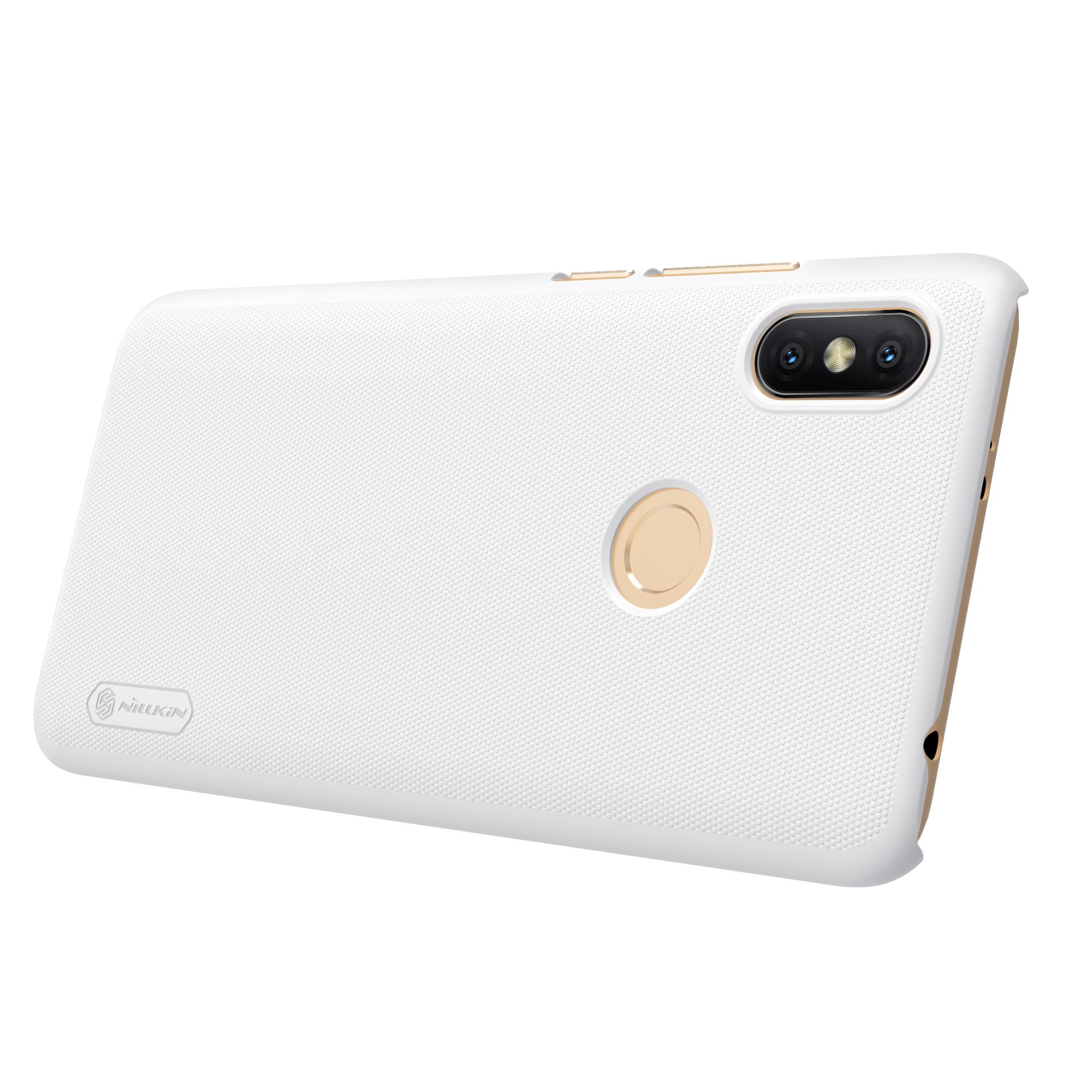 Чехол для сотового телефона Nillkin Накладка Frosted Xiaomi Redmi S2 White, белый