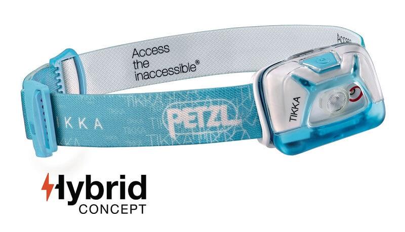 Налобный фонарь Petzl TIKKA Blue