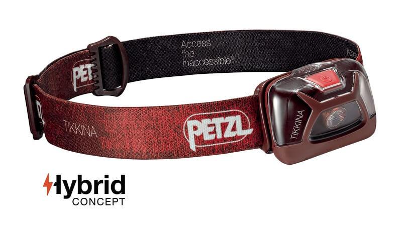 Налобный фонарь Petzl TIKKINA Red