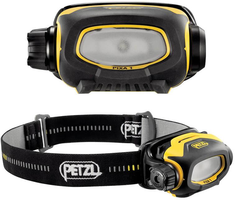Налобный фонарь Petzl PIXA 1
