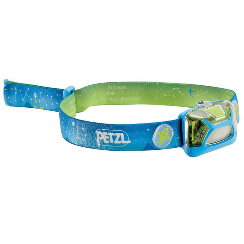 Налобный фонарь Petzl TIKKID Blue