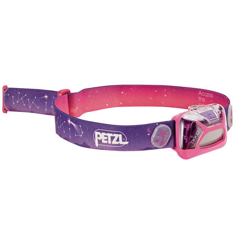 Налобный фонарь Petzl TIKKID Pink
