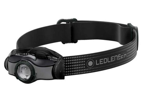 Налобный фонарь Led Lenser MH3 Black sunree waterproof 140lm 4 mode warm white light led sports headlamp orange 1 x aa