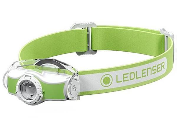 Налобный фонарь Led Lenser MH3 Green