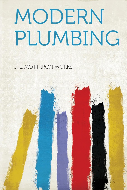 J. L. Mott Iron Works Modern Plumbing