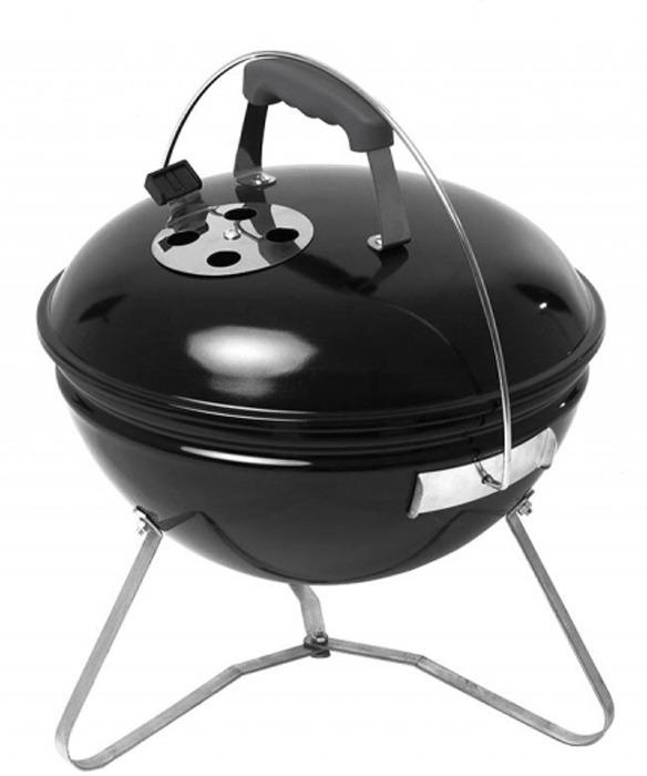 Барбекю-гриль GoGarden Premium 38, угольный, 50156, черный