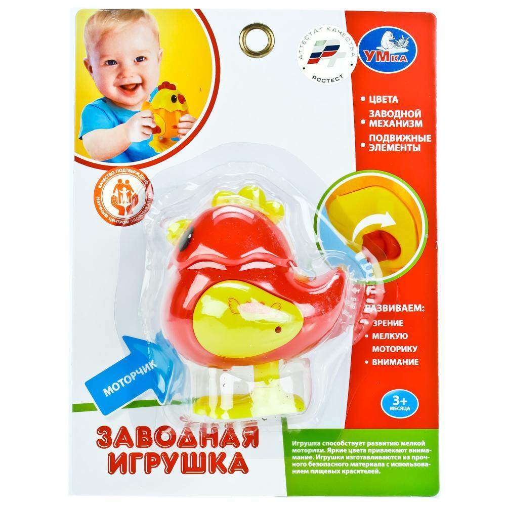 Заводная игрушка Умка B1600491-R цена в Москве и Питере