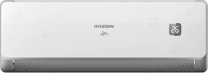 Сплит-система Hyundai H-AR16-24H, белый