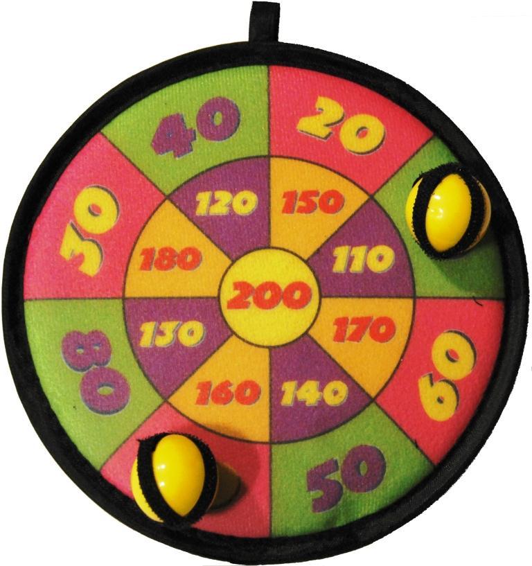Набор для игры в дартс IN-SPORTS 09214