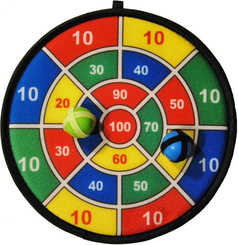 Набор для игры в дартс IN-SPORTS 09215