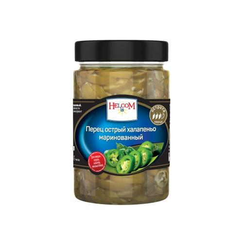 Овощные консервы HELCOM УД-00001489 Стеклянная банка, 280