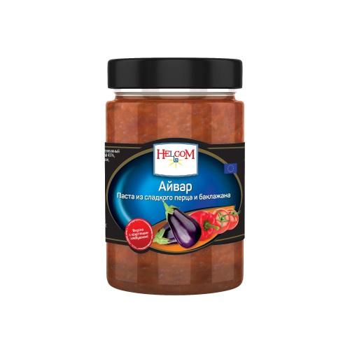 Овощные консервы HELCOM УД-00001492 Стеклянная банка, 280