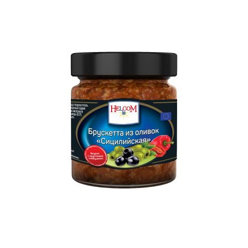 Овощные консервы HELCOM УД-00001490 Стеклянная банка, 190