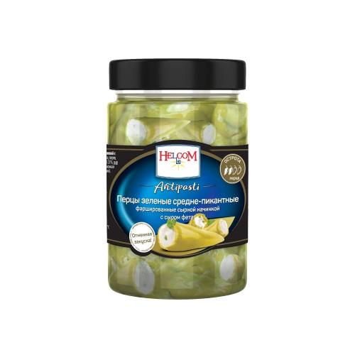 Овощные консервы HELCOM УД-00001500 Стеклянная банка, 280