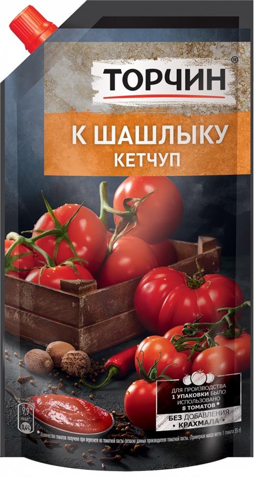 Кетчуп к шашлыку Торчин