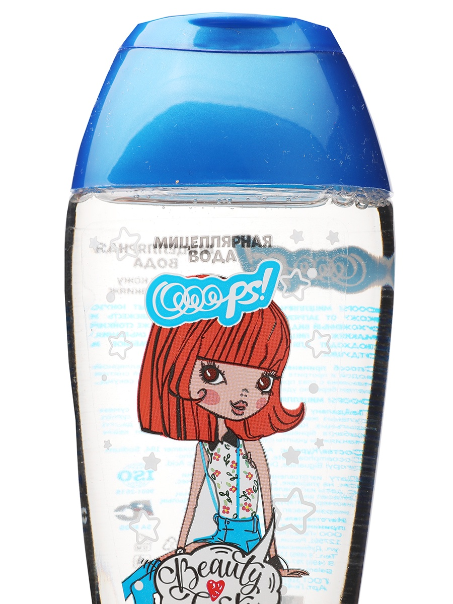Мицеллярная вода Ooops 150 мл Ooops!