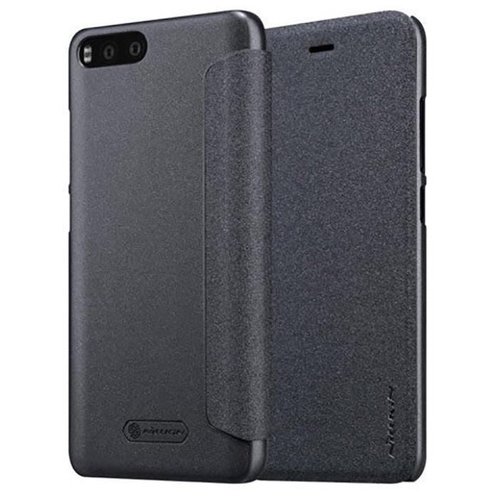 Чехол для сотового телефона Nillkin Sparkle leather case, серый