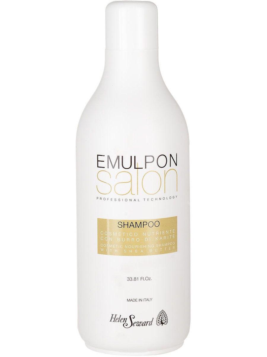 Шампунь для волос Helen Seward EMULPON SALON NOURISHING SHAMPOO Питательный 1000 мл