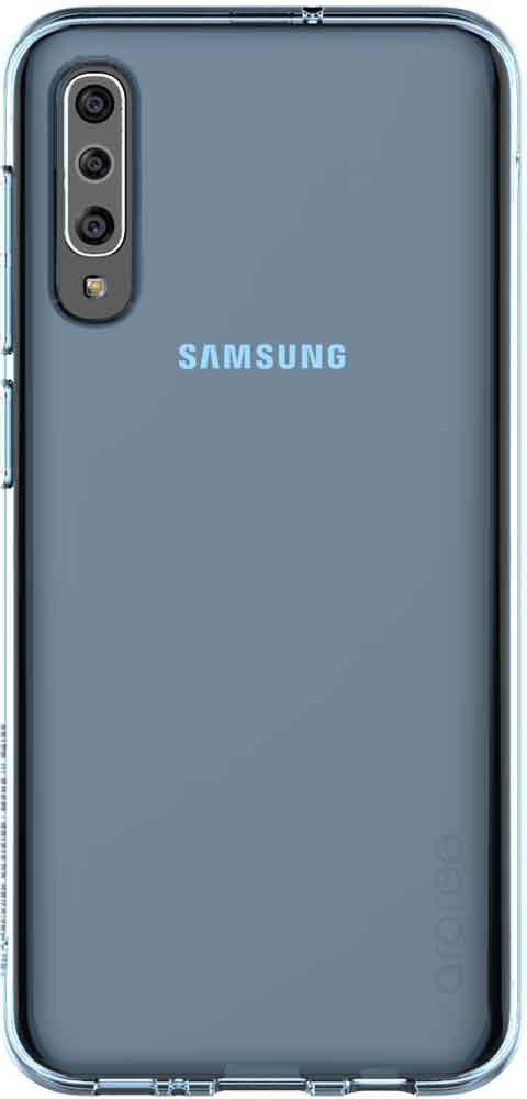 Чехол для сотового телефона Samsung Galaxy A70, голубой