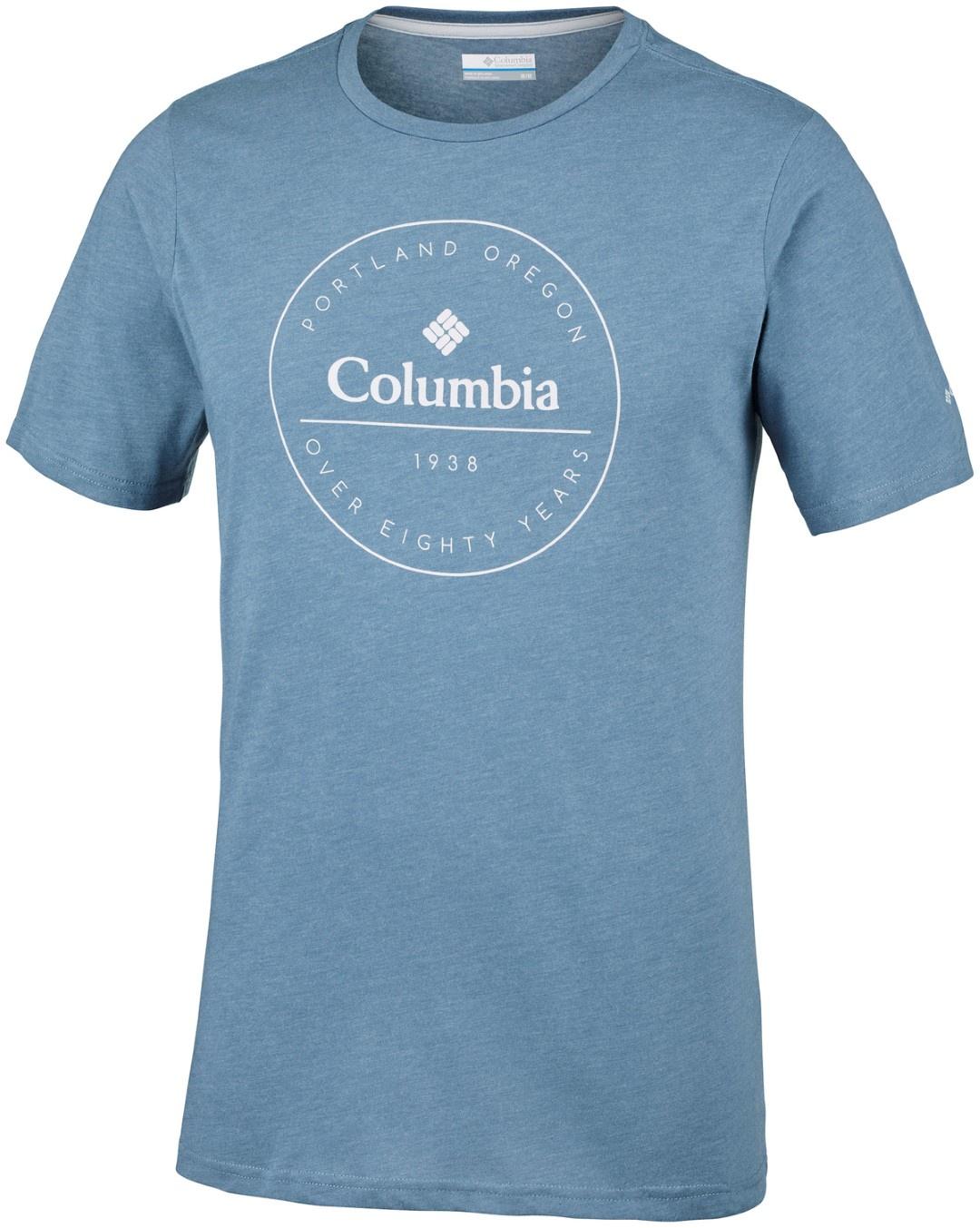 Футболка Columbia рюкзак спортивный columbia essential explorer 25l цвет черный 25 л