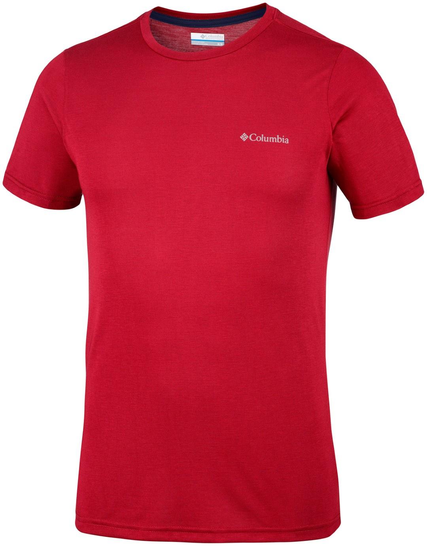 Футболка Columbia брюки горнолыжные женские columbia bugaboo цвет красный 1473621 653 размер m 46