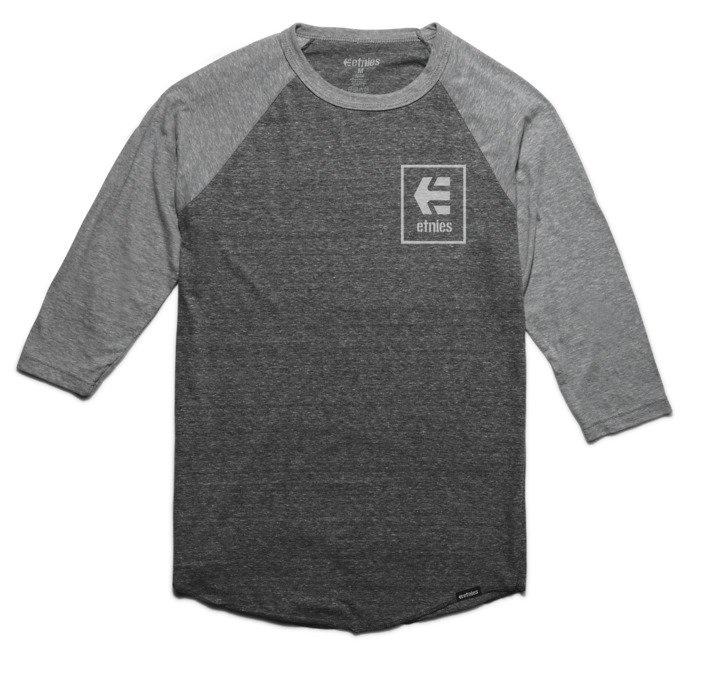 Футболка ETNIES футболка мужская puma it evotrg training tee цвет желтый 65517557 размер l 48 50