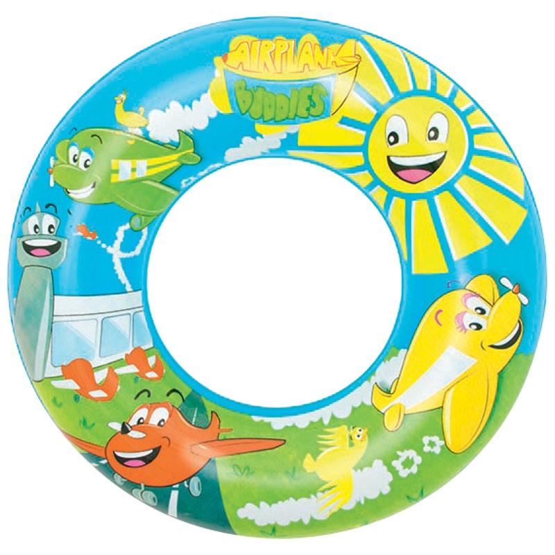 все цены на Надувной круг Bestway 36013, разноцветный онлайн