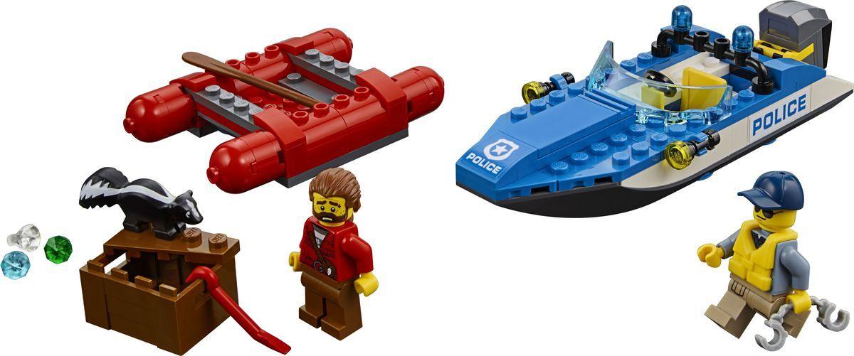 Пластиковый конструктор LEGO 60176