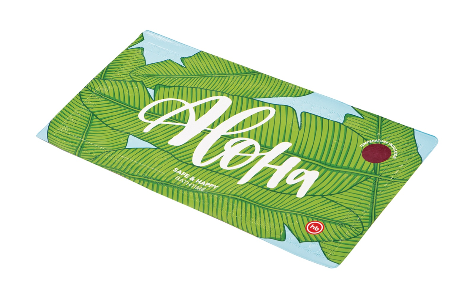 Мини-коврик для ванной Happy Baby Sea life зеленый цена и фото