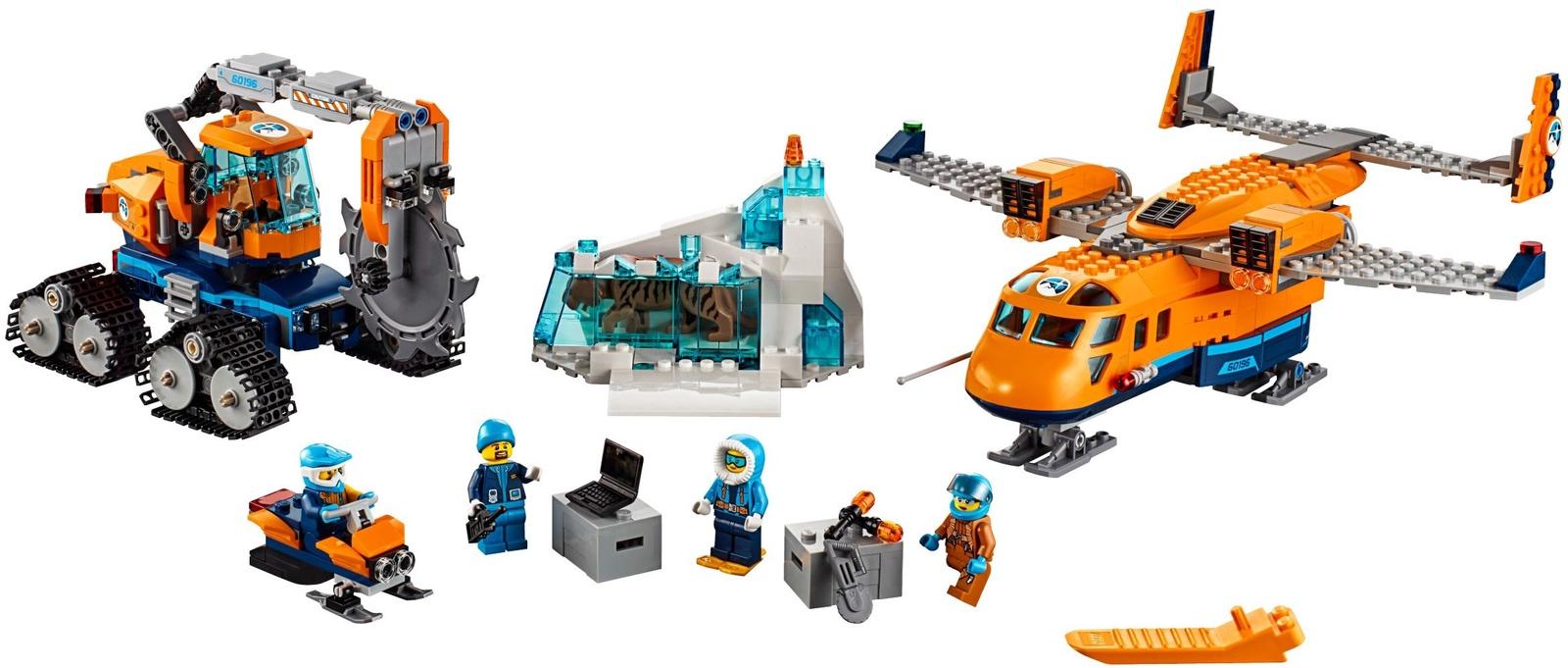 Пластиковый конструктор LEGO 60196