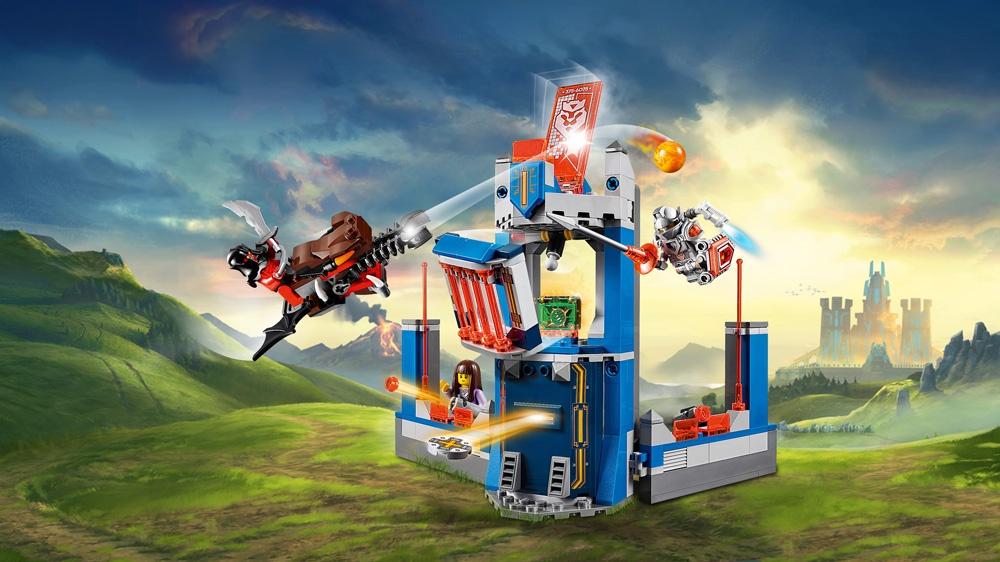 Пластиковый конструктор LEGO 70324