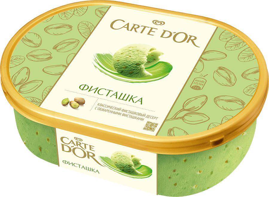 Мороженое Carte Dor Фисташковое, 475 г