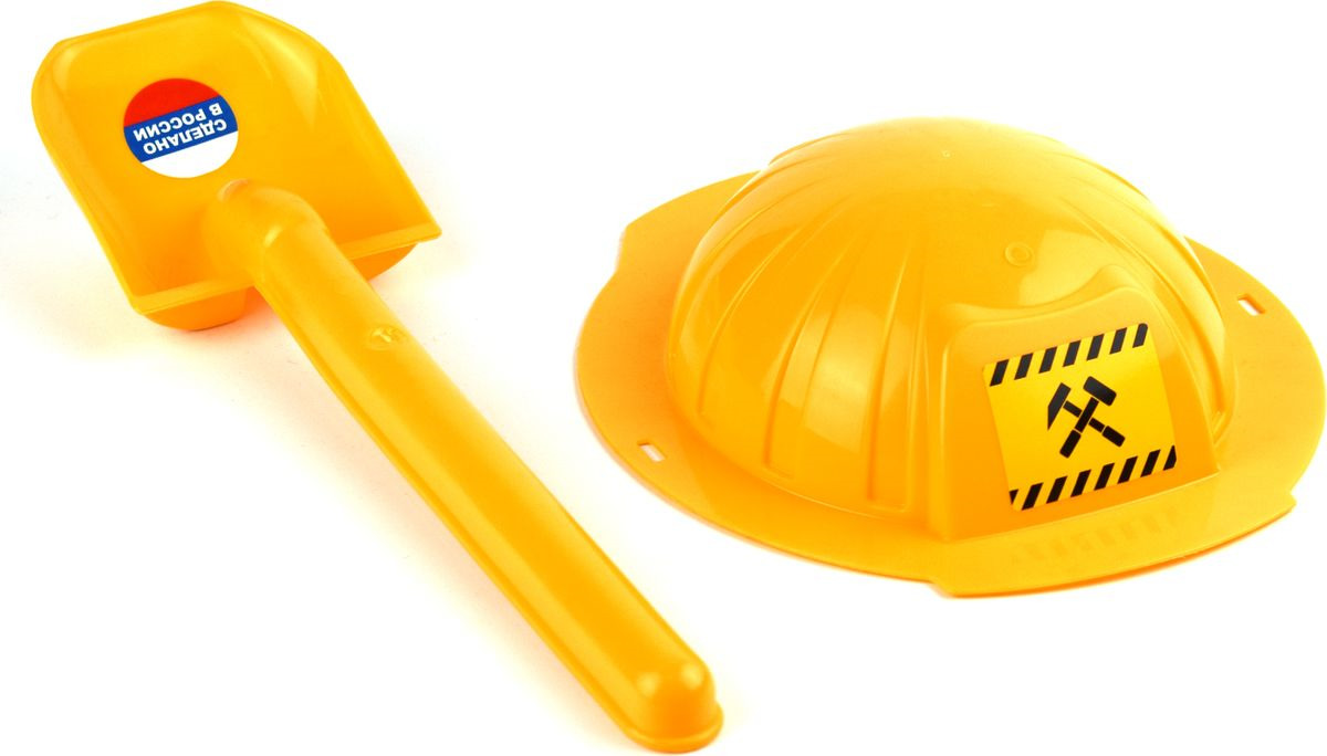 Zebratoys Набор для песочницы цвет желтый 2 предмета цена